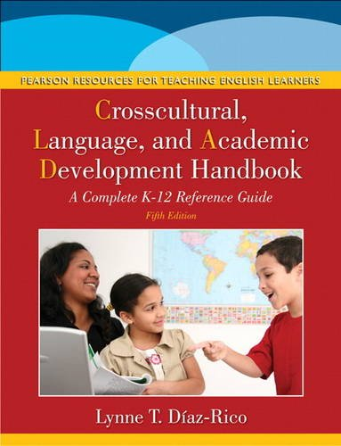 Crosscultural, Language, and Academic Development Handbook A Complete K-12 Reference Guide 5th 2014 edition cover