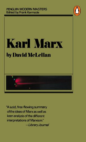 Karl Marx   1976 edition cover
