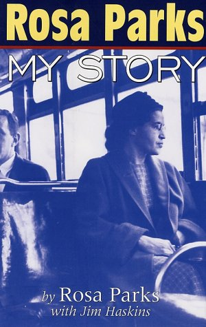 Rosa Parks My Story  1992 edition cover