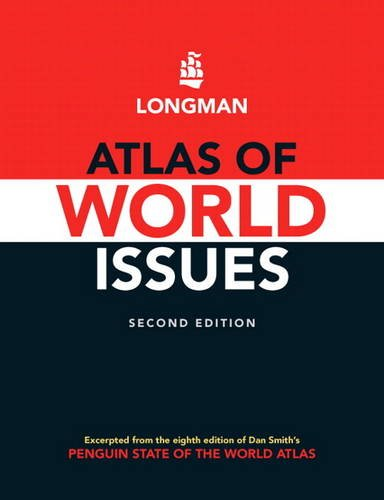 LONGMAN ATLAS OF WORLD ISSUES N/A edition cover