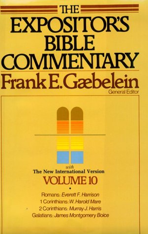 Romans Through Galatians   1977 edition cover