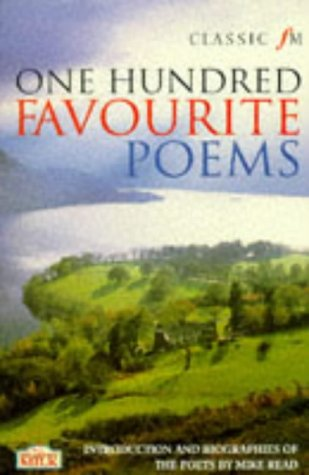 Classic FM 100 Favourite Poems N/A edition cover