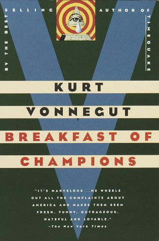 Breakfast of Champions   2006 9780385334204 Front Cover