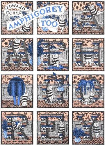 Amphigorey Too   1975 edition cover