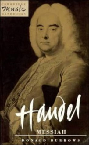 Handel Messiah  1991 9780521376204 Front Cover