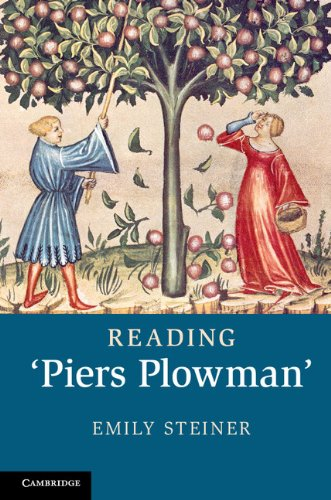 Reading Piers Plowman   2013 9780521868204 Front Cover