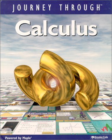 Journey Through Calculus Boxed Version 4th 1999 edition cover