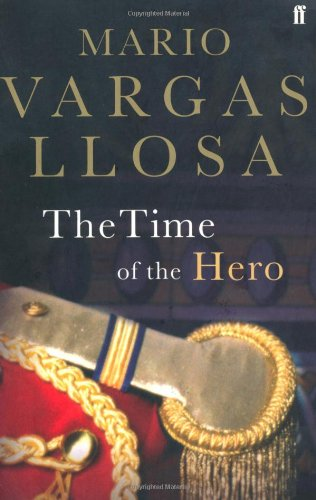 The Time of the Hero N/A edition cover