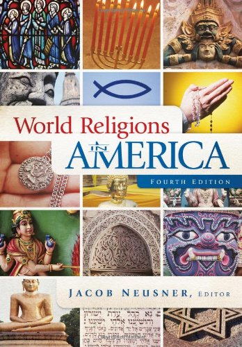 World Religions in America An Introduction 4th 2009 edition cover