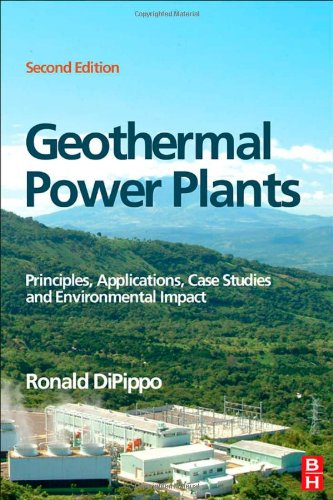 Geothermal Power Plants Principles, Applications, Case Studies and Environmental Impact 2nd 2008 9780750686204 Front Cover