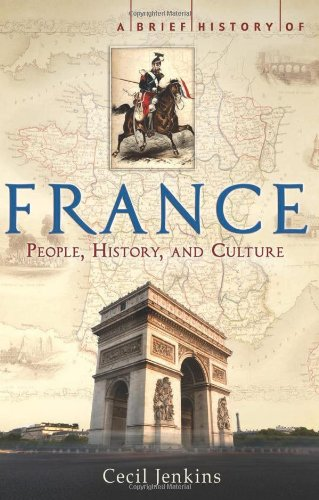 Brief History of France  N/A edition cover