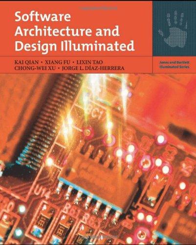 Software Architecture and Design Illuminated  2010 edition cover