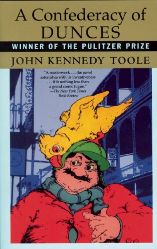 Confederacy of Dunces  20th 1980 (Anniversary) 9780802130204 Front Cover
