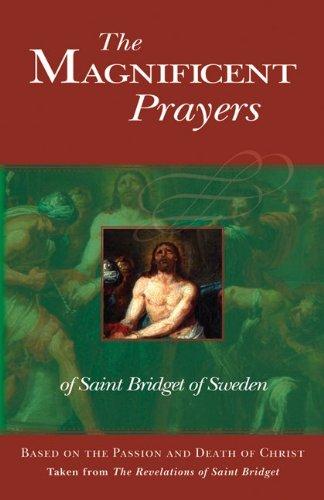 Magnificent Prayers of Saint Bridget of Sweden  Reprint edition cover