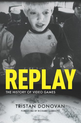 Replay The History of Video Games  2010 edition cover