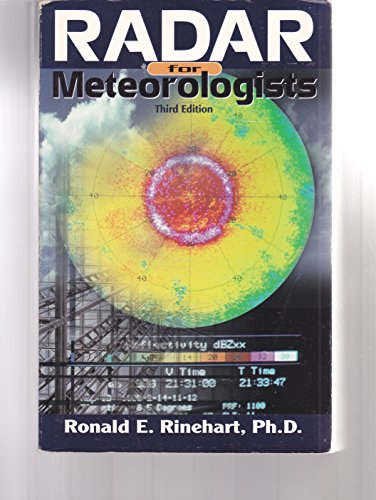 Radar for Meteorologists 3rd 1997 9780965800204 Front Cover