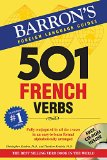 501 French Verbs With CD-ROM 7th 2015 (Revised) edition cover