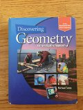 DISCOVERING GEOMETRY           N/A edition cover