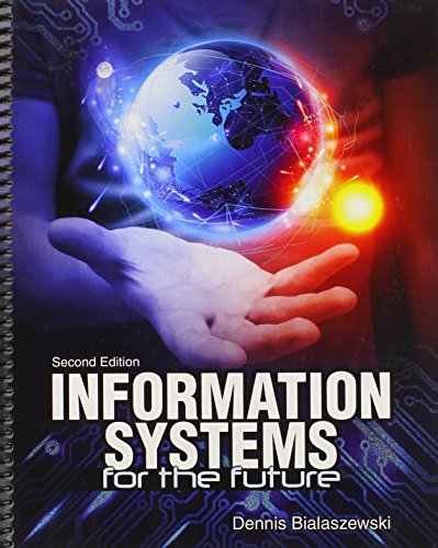 Information Systems for the Future  2nd (Revised) edition cover