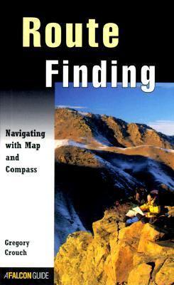 Route Finding Navigating with Map and Compass  1999 9781560448204 Front Cover