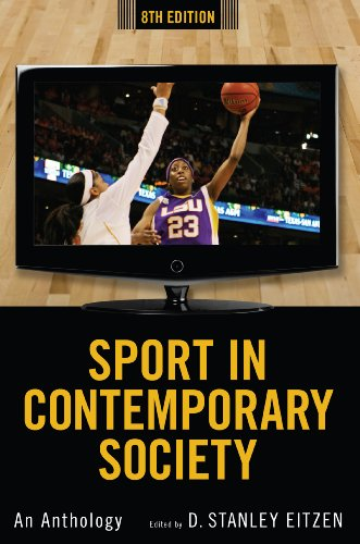 Sport in Contemporary Society An Anthology 8th 2009 edition cover