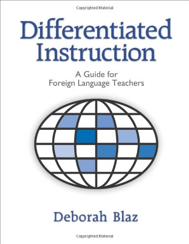Differentiated Instruction A Guide for Foreign Language Teachers  2006 edition cover