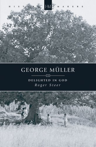 George M�ller Delighted in God  2015 (Revised) edition cover