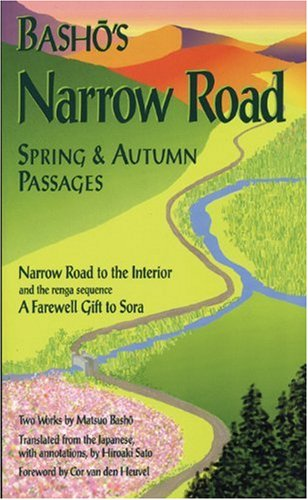Basho's Narrow Road Spring and Autumn Passages N/A edition cover