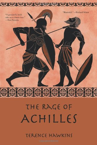Rage of Achilles   2009 edition cover