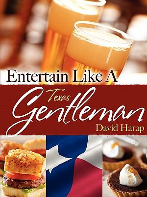 Entertain Like a Gentleman  N/A 9781935547204 Front Cover