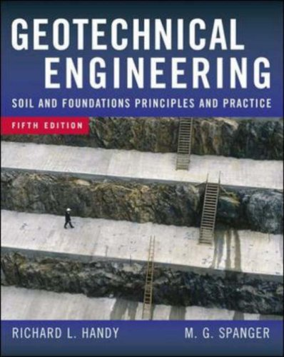 Geotechnical Engineering Soil and Foundation Principles and Practice 5th 2007 (Revised) edition cover