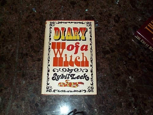 Diary of a Witch N/A 9780132085205 Front Cover
