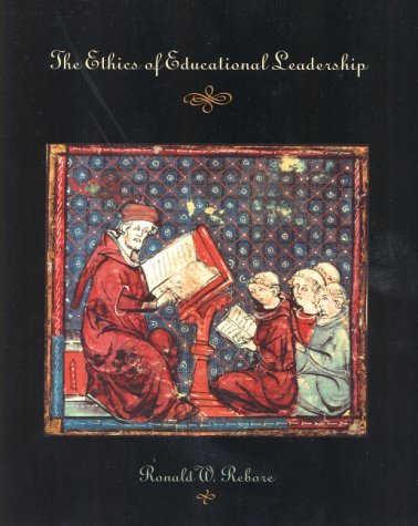 Ethics of Educational Leadership   2001 9780137879205 Front Cover