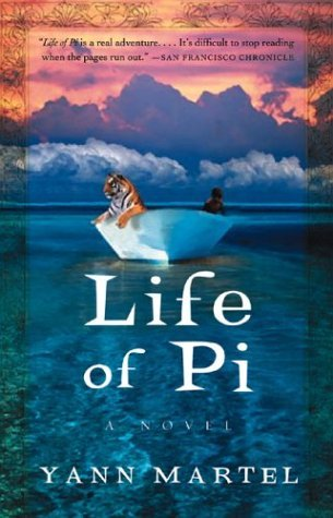 Life of Pi   2001 (Student Manual, Study Guide, etc.) edition cover