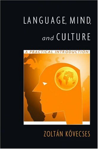 Language, Mind, and Culture A Practical Introduction  2006 edition cover