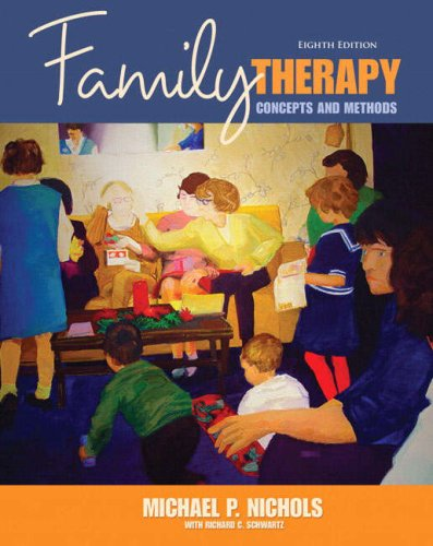 Family Therapy Concepts and Methods 8th 2008 edition cover