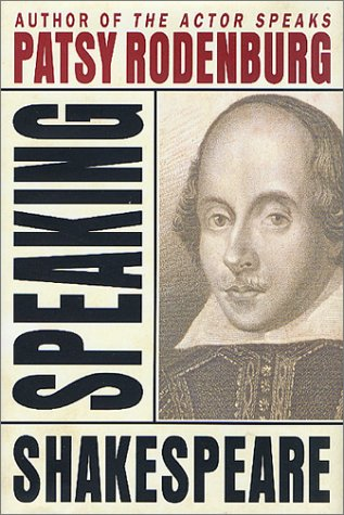 Speaking Shakespeare  2002 (Revised) edition cover