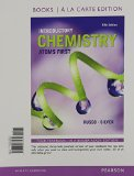 Introductory Chemistry Atoms First, Books a la Carte Plus MasteringChemistry with EText -- Access Card Package 5th 2015 edition cover