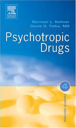 Psychotropic Drugs  4th 2005 (Revised) edition cover