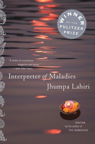 Interpreter of Maladies   1999 9780395927205 Front Cover