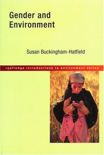 Gender and Environment   2000 edition cover