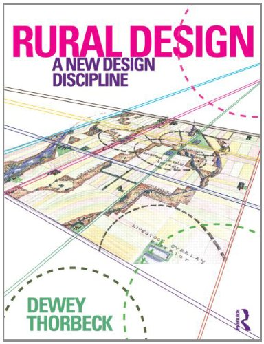 Rural Design A New Design Discipline  2012 edition cover