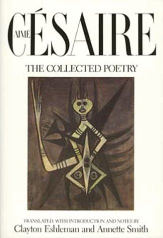 Collected Poetry of Aim� C�saire  N/A edition cover