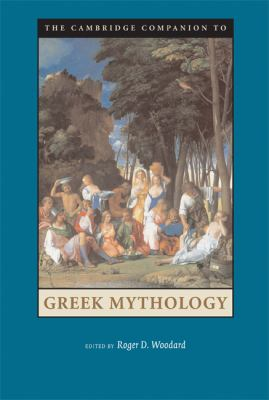 Greek Mythology   2007 9780521845205 Front Cover