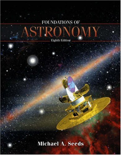 Foundations of Astronomy  8th 2005 edition cover