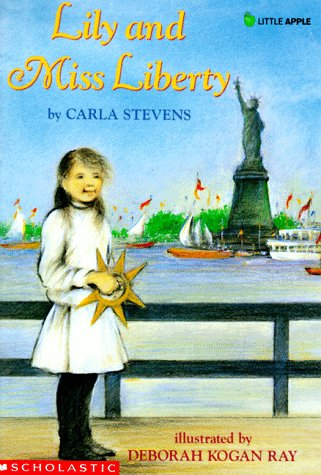 Lily and Miss Liberty   2011 edition cover