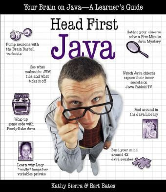Head First Java  2nd 2005 9780596009205 Front Cover
