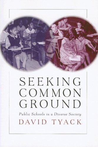 Seeking Common Ground Public Schools in a Diverse Society  2003 (Annotated) edition cover