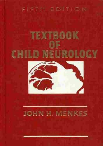 Textbook of Child Neurology 5th 1995 9780683059205 Front Cover