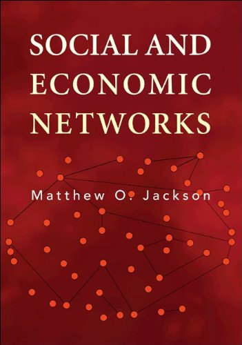 Social and Economic Networks   2010 edition cover